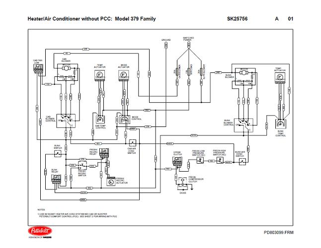 1999 Peterbilt 379 Headlight Wiring Diagram Somurichrhsomurich: Headlight Wiring Diagram For 1999 Peterbilt At Gmaili.net