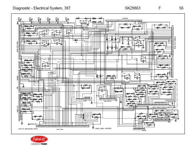 Peterbilt Wiring Diagram WIRING DIAGRAM SCHEMES