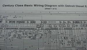 1999 Freightliner Century Class Wiring Diagram  Somurich