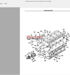 kubotum b2100 part diagram [ 1600 x 831 Pixel ]
