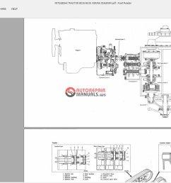 mitsubishi tractor bd2g bs3g wiring diagram auto repair mitsubishi diesel tractor wiring diagram mitsubishi tractor parts [ 1600 x 833 Pixel ]
