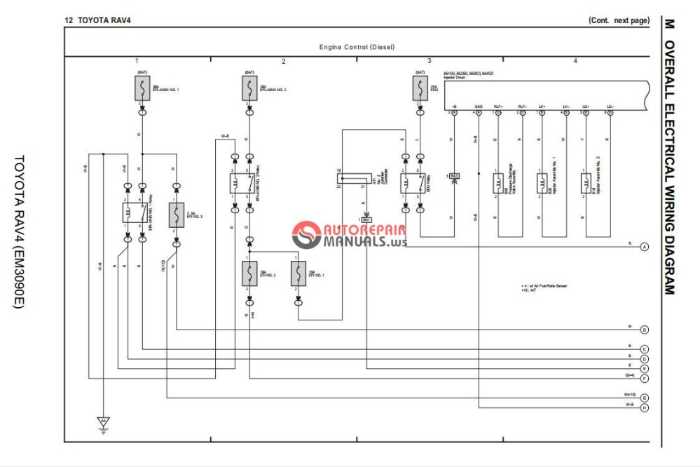 medium resolution of 2013 rav4 wiring diagram