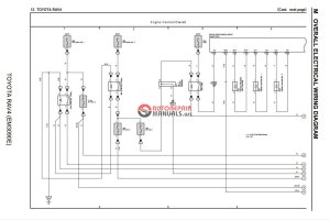 TOYOTA RAV4 2013 Wiring Diagram | Auto Repair Manual Forum