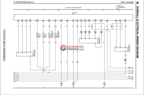 small resolution of toyota rav4 wiring diagram pdf diy enthusiasts wiring diagrams u2022 2010 toyota corolla wiring diagram