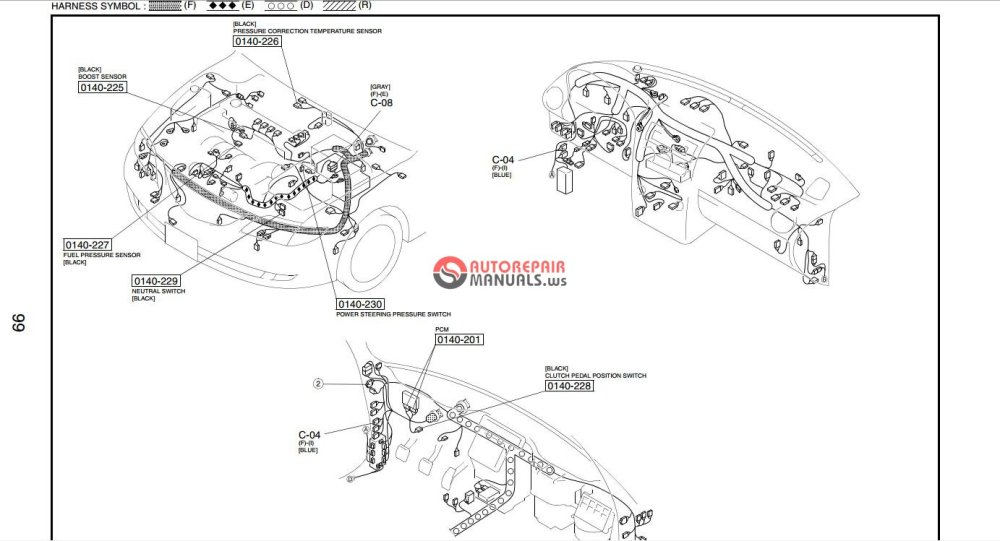 medium resolution of 2007 mazda 6 wiring diagram wiring diagrams the wiring diagram mazda 6 2007