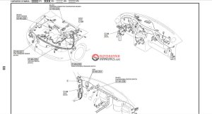 Mazda 6 (GG) (20022007) Wiring diagrams | Auto Repair