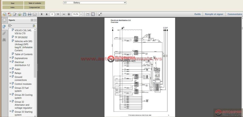 medium resolution of 2011 volvo xc60 wiring diagram 2011 ford fiesta wiring