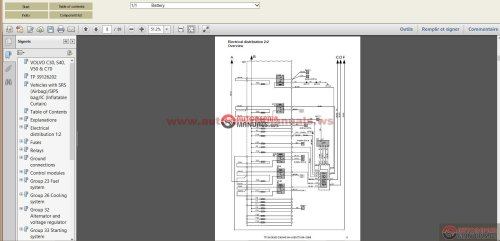 small resolution of 2011 volvo xc60 wiring diagram 2011 ford fiesta wiring