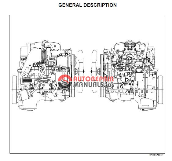 service manual isuzu c223