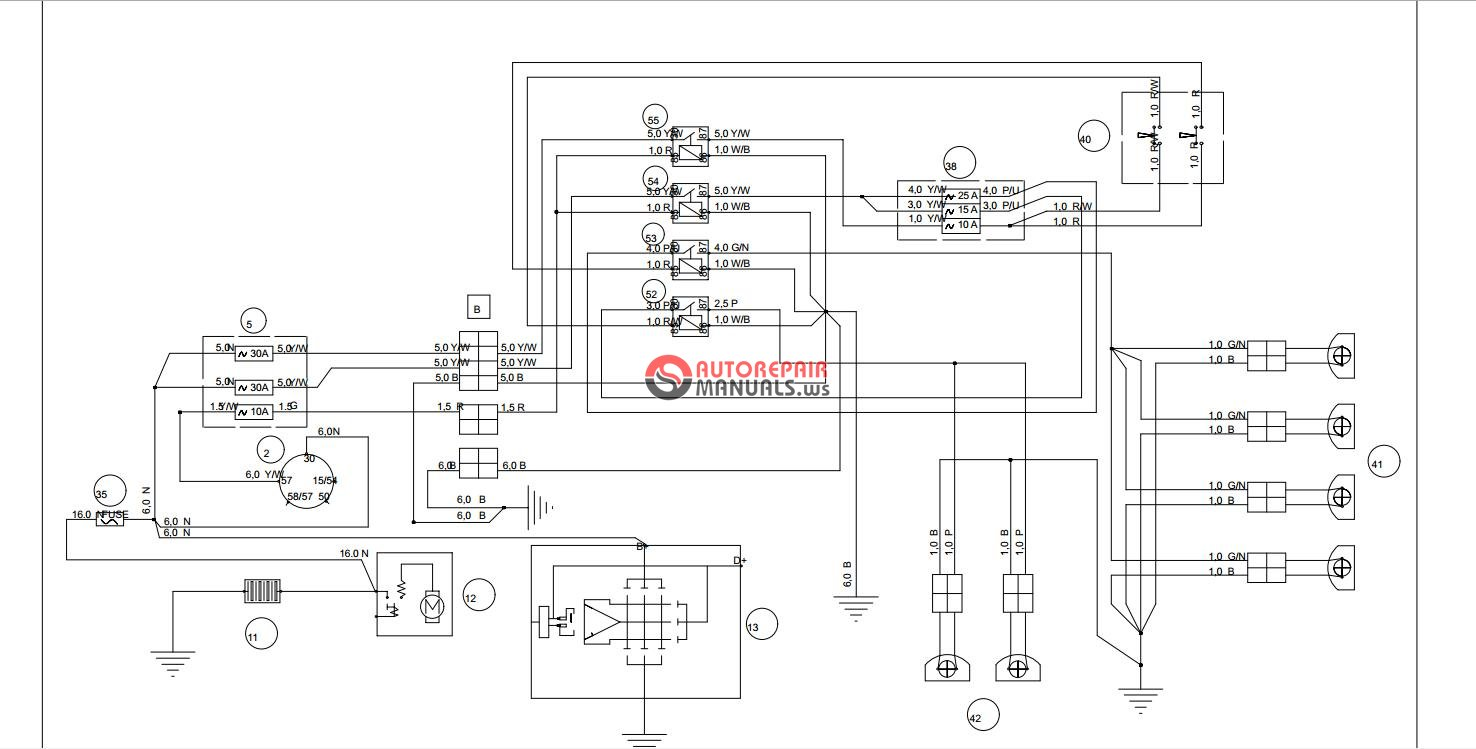 hight resolution of case ih model tractors jx60 jx70 jx80 jx90 jx95 service 284 diesel tractor wiring diagram 574 international tractor wiring diagram