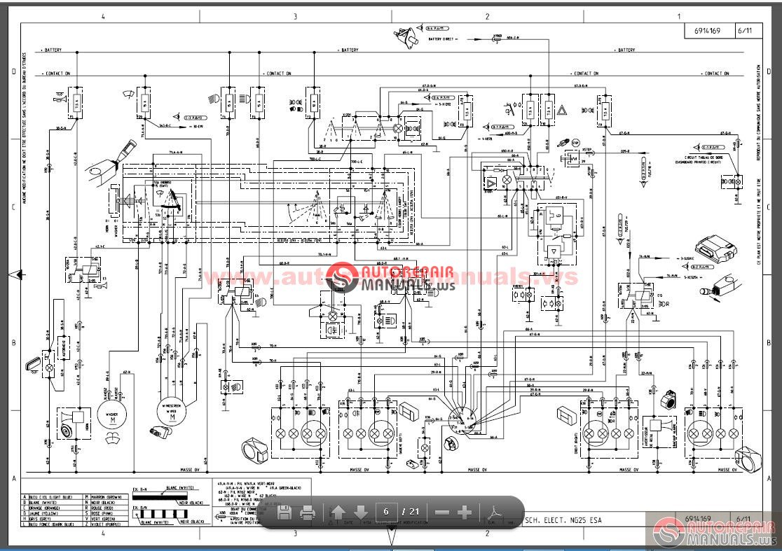 kenworth wiring diagrams ford consul mk2 diagram bobcat schematics | auto repair manual forum - heavy equipment forums download ...