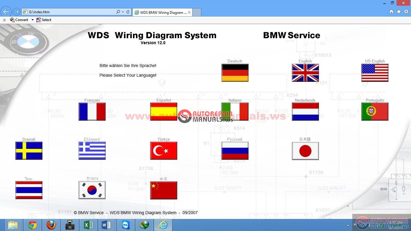 hight resolution of bmw wds bmw wiring diagram system v10 0