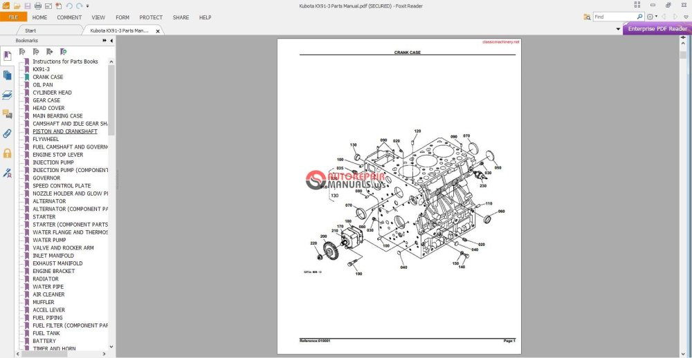 medium resolution of  kubota kx91 3 parts manual 2 jpg