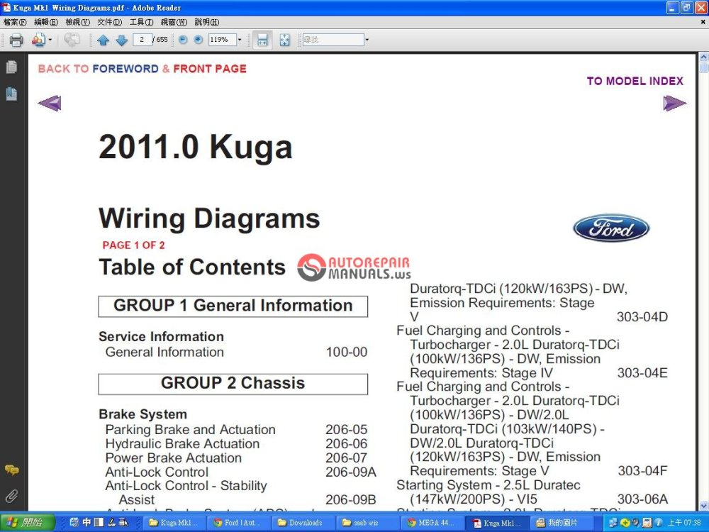 medium resolution of 2012 ford fiesta fuse diagram ford kuga 2011 mk1 wiring diagram auto repair manual 10