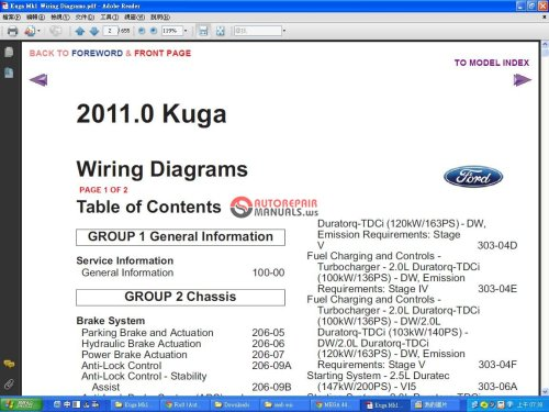 small resolution of 2012 ford fiesta fuse diagram ford kuga 2011 mk1 wiring diagram auto repair manual 10