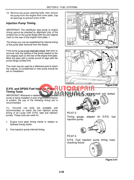 CASE 555E 575E 655E 675E Loader Backhoe Repair Manual