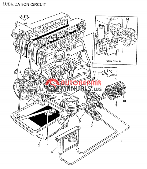 [Free download] Alfa Romeo 155 repair manuals (Engines 2