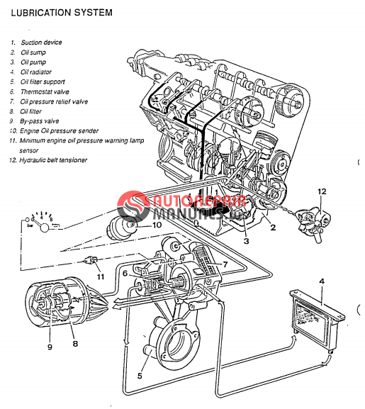 [Free download] Alfa Romeo 155 repair manuals (Engine 2492