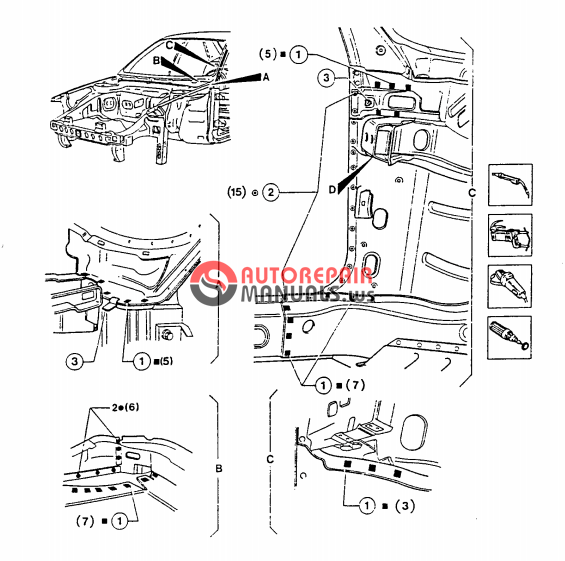 [Free download] Alfa Romeo 155 repair manuals (Mechanical