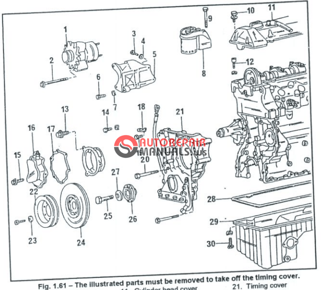 Auto Repair Manuals: [Free download] Mercedes Benz 207-307