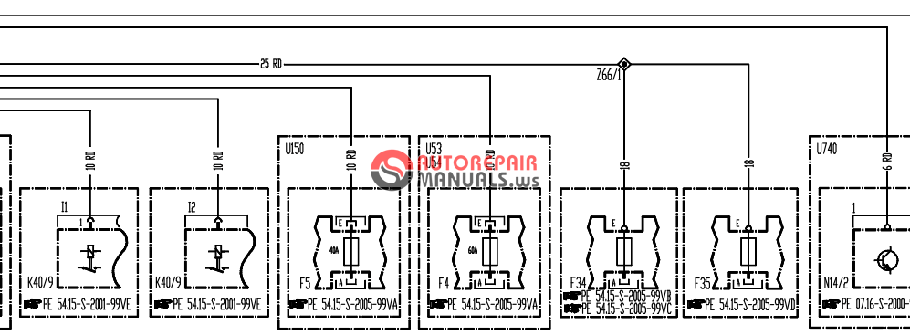 [Free download] Mercedes Benz VITO Wiring Diagrams