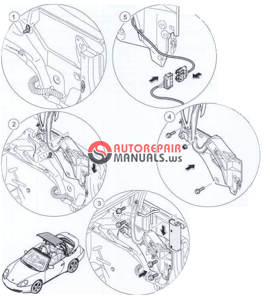 [Free download] Porsche 996 Workshop Manuals (Group 6 Body