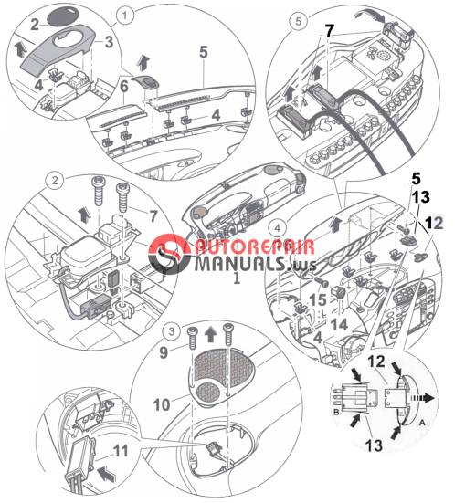 [Free download] Porsche Boxster 986 Workshop Manuals