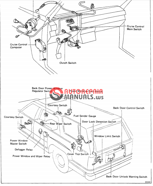 [Free download] 1985 Toyota Truck & 4-runner Gasoline