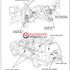 1980 Toyota Pickup Headlight Wiring Diagram 1998 Ford Expedition Radio Stereo Agnitum Fj Cruiser Brake - Engine And