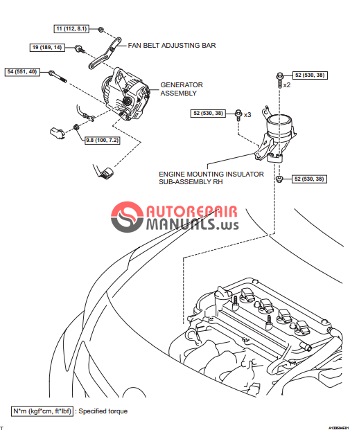 [Free download] Toyota Yaric Repair Manuals (Cooling