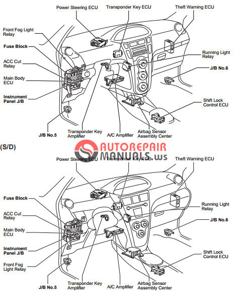 toyota 3s fe engine wiring diagram