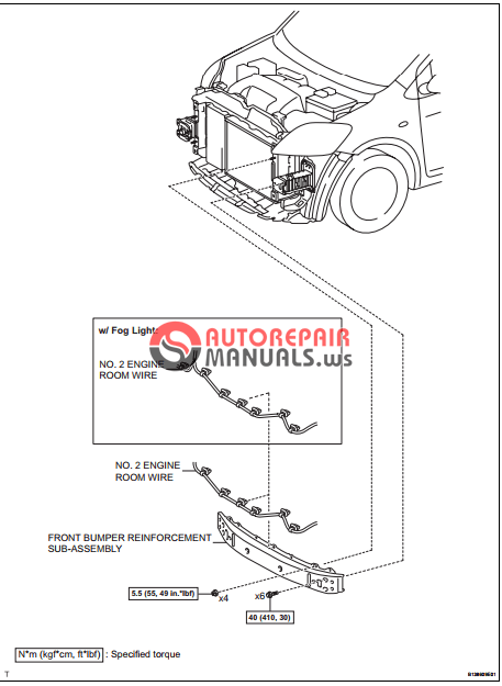 [Free download] Toyota Yaric Repair Manuals (Exterior