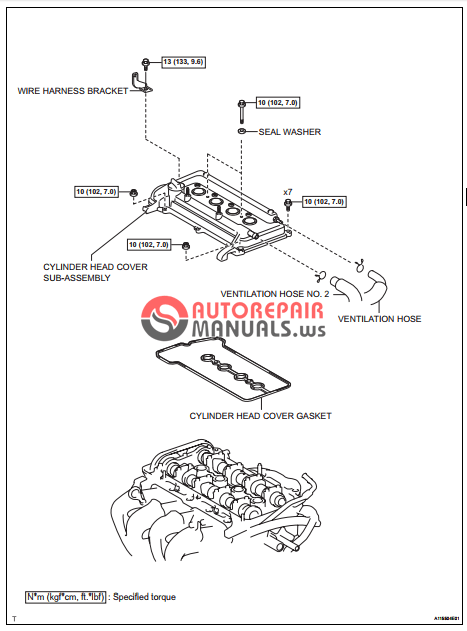 [Free download] Toyota Yaric Repair Manuals (Fuel system