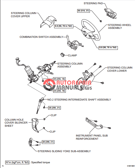 [Free download] Toyota Yaric Repair Manuals (Steering
