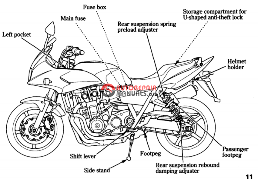 [Free download] 2008 Honda CB 400/A/SA Oweners manuals
