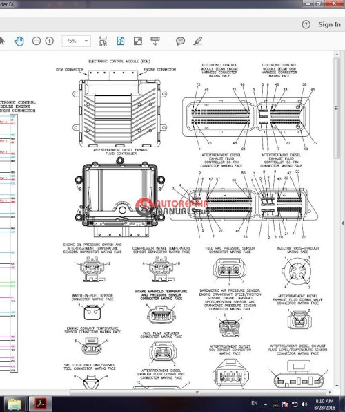 small resolution of cummins isl g cm2180 4021637 wiring diagram auto repair manual cummins isl engine wiring diagram cummins