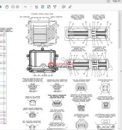 cummins isx12 g cm2180 ej 4310681 wiring diagram auto repair [ 858 x 1024 Pixel ]