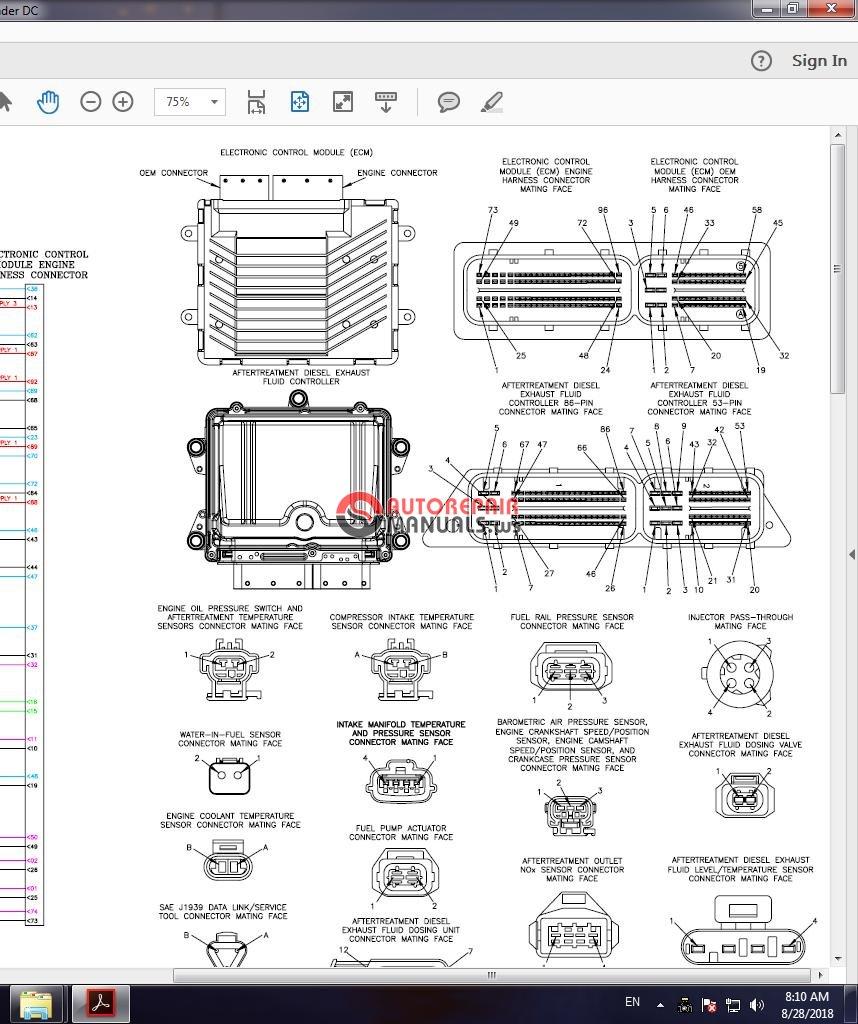 hight resolution of cummins isx12 g cm2180 ej 4310681 wiring diagram auto repair