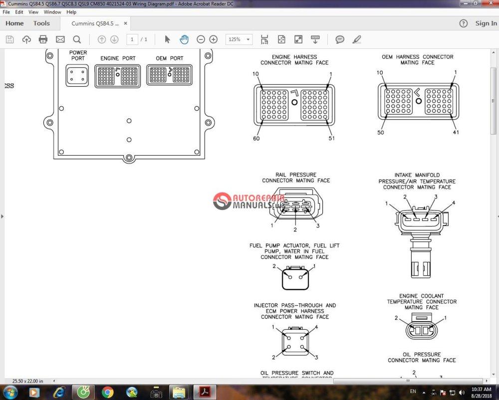 medium resolution of qsb6 7 wiring diagram wiring diagram imp qsb6 7 wiring diagram