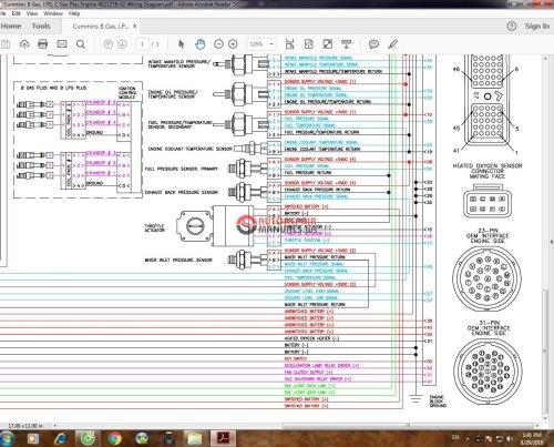 small resolution of  cummins b gas lpg c gas plus engine 4021276 02 wiring diagram 4