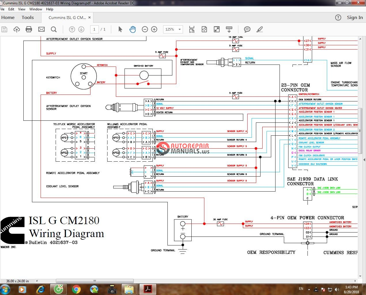 hight resolution of  cummins isl g cm2180 4021637 03 wiring diagram 4 jpg