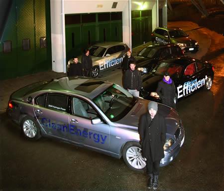 bmw-efficient-dynamics-negramaro BMW con EfficientDynamics per i Negramaro