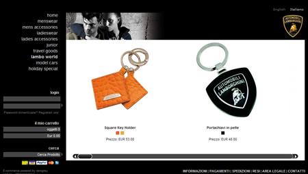 lamborghini-negozio-online-1 Lamborghini: nuovo negozio on line