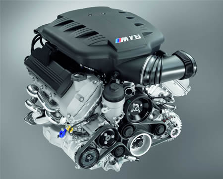motore-bmw-m3-2008-1 Il motore V8 della BMW M3 (2008)