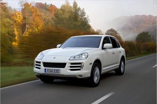 porsche-cayenne-diesel-2009-1 Porsche Cayenne diesel? Si, da febbraio 2009