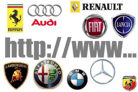 siti-case-auto Auto e Internet: tutti i siti delle case automobilistiche