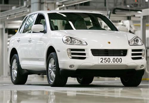 porsche-cayenne-diesel-2009 La Porsche Cayenne Numero 250.000 E' Diesel
