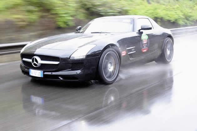 mercedes_sls_amg_2010 Mille Miglia 2010: immagini delle Mercedes