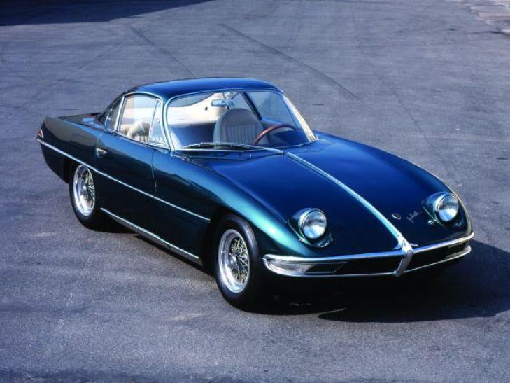 1963_lamborghini_350_gtv Modelli Lamborghini: le auto prodotte dalla nascita ad oggi