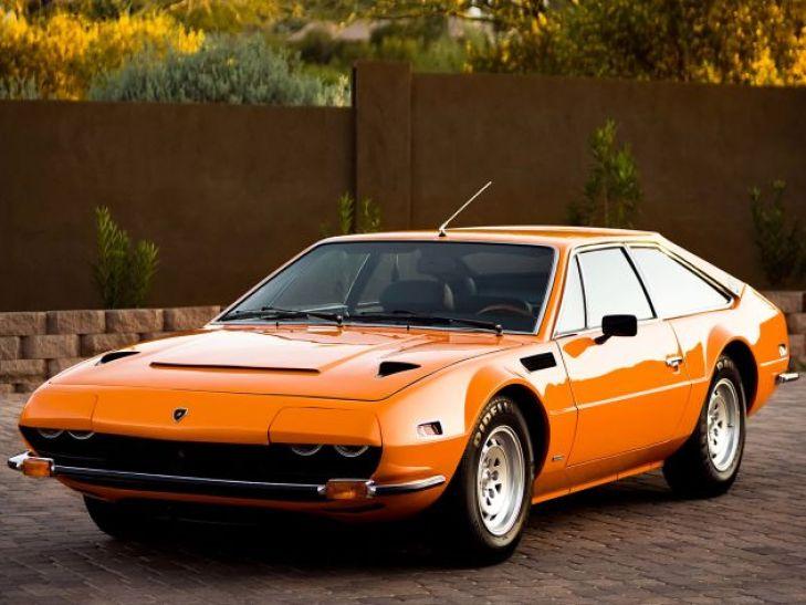 1970_lamborghini_jarama Modelli Lamborghini: le auto prodotte dalla nascita ad oggi